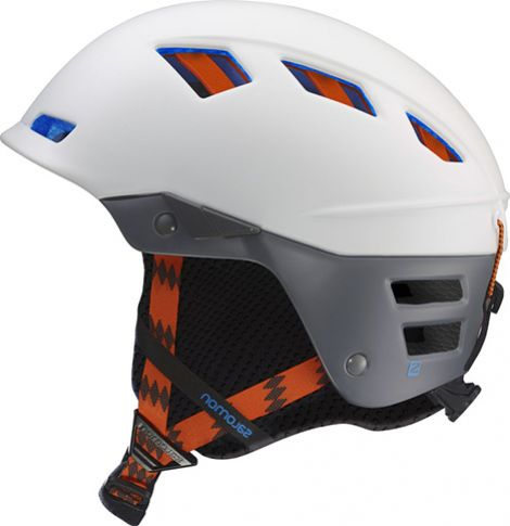 SALOMON MOUNTAIN LAB HELMET - WHITE