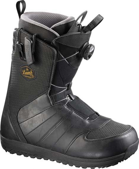 SALOMON LAUNCH BOA SNOWBOARD BOOT
