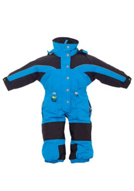 AGGRESSION SANTIAGO KIDS SUIT BLUE