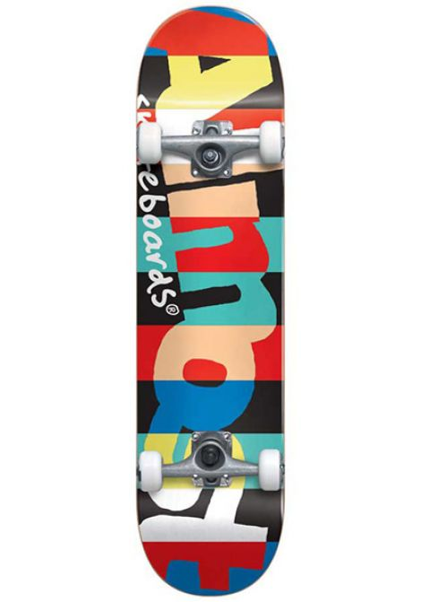 ALMOST RUGBY RESIN YOUTH PREMIUM COMPLETE 7.3 SKATEBOARD