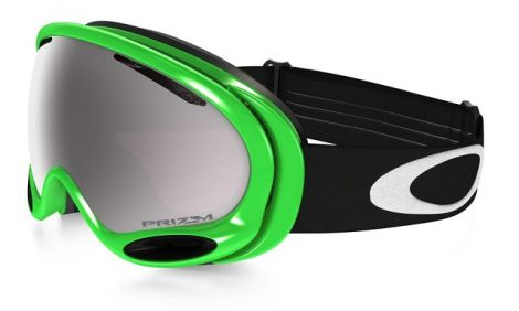 OAKLEY A-FRAME 2.0 ASIAN FIT PRIZM GOGGLE PRIZM BLACK 80G