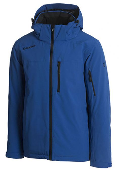 SUNICE BIG SKY JACKET - CADET BLUE