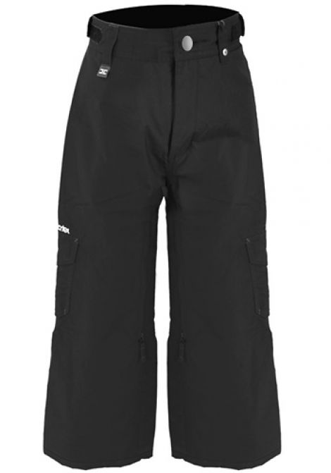CARTEL BUCK YOUTH PANT BLACK