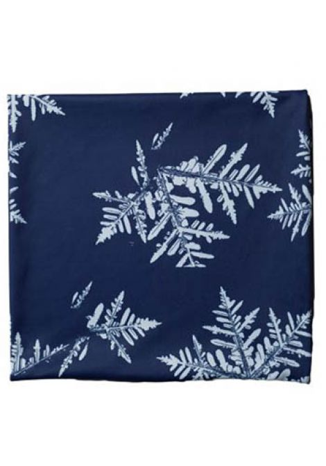 BUFFY GATOR - NAVY SNOWFLAKE