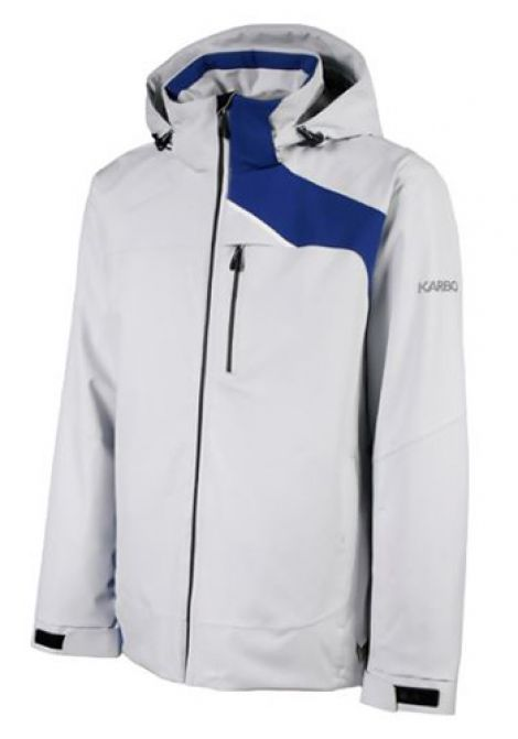KARBON CHROMIUM MS JACKET GLACIER