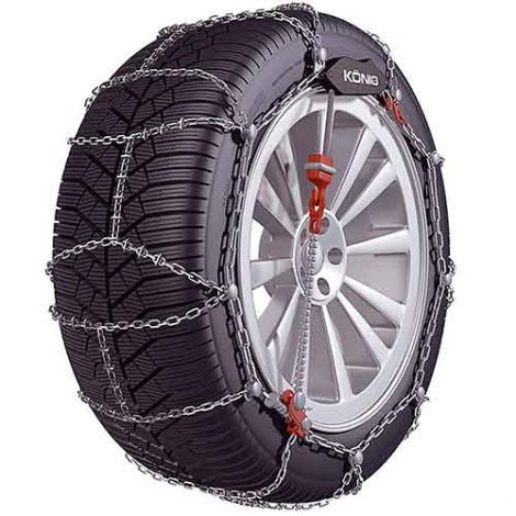 KONIG CL10 SNOW CHAINS Size 097