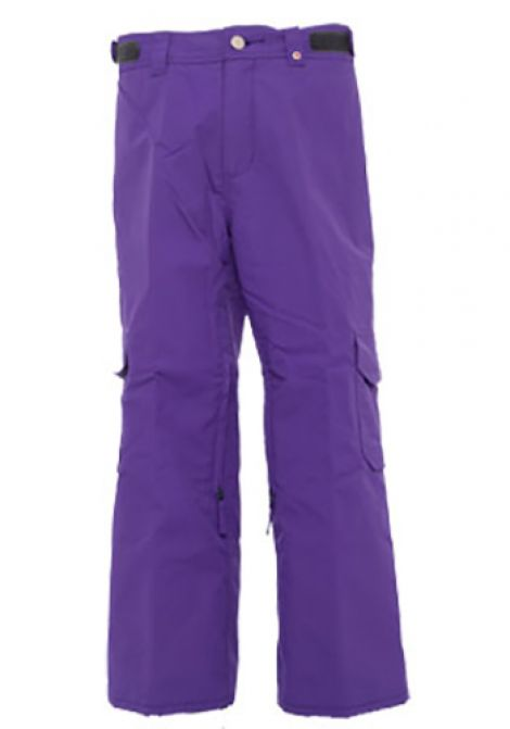 ELLIE PANT - PURPLE