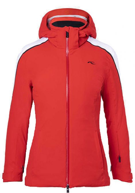 FORMULA JACKET - FIERY RED