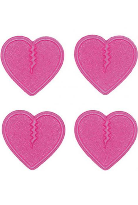 MINI HEARTS - PINK