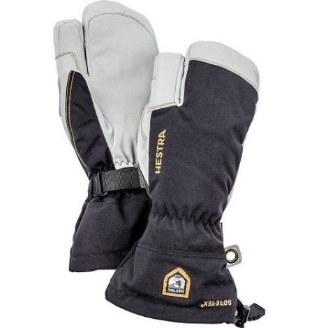 HESTRA ARMY LEATHER 3 FINGER GLOVE