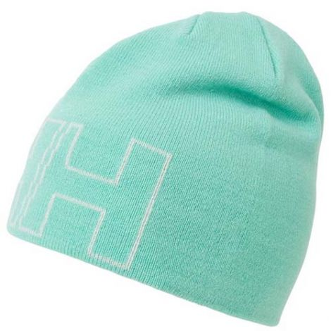 OUTLINE BEANIE - POOL BLUE