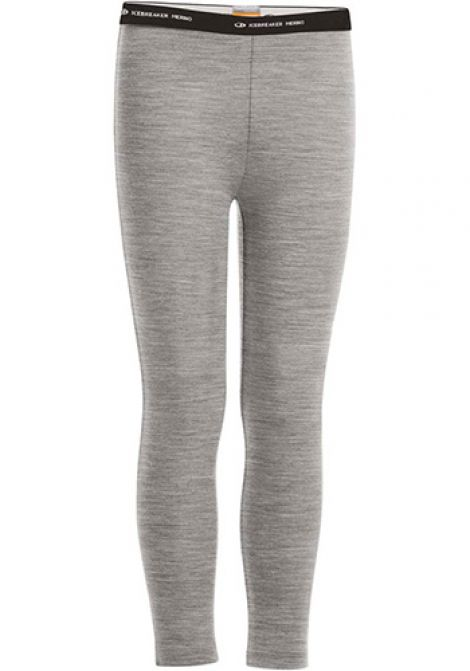 TWEEN LEGGINGS - GRITSTONE HEATHER