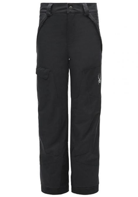 SPYDER KIDS ACTION PANT - BLK