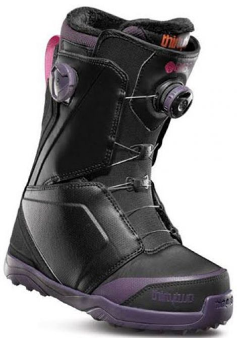 THIRTYTWO LASHED DOUBLE BOA WOMENS BOOT