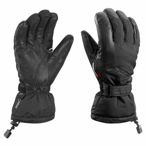 LEKI SUMMIT S GTX GLOVE BLACK