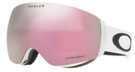 OAKLEY FLIGHT DECK XM MATTE WHITE PRIZM HI PINK