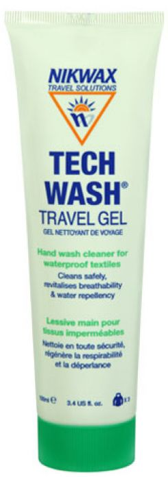 NIKWAX TECH WASH 100ML GEL