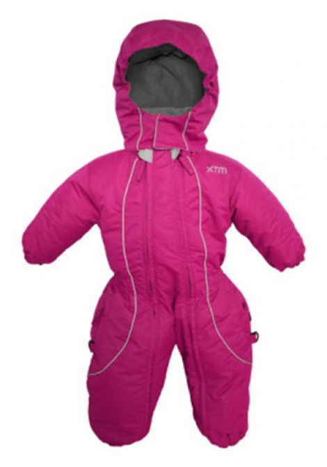 XTM PAPOOSE INFANT SUIT PINK