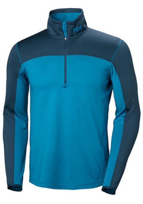 HELLY HANSEN PHANTOM 1/2 ZIP CELESTIAL BLUE