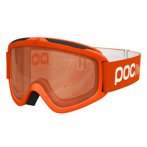 POC POCITO IRIS JNR - FLURO ORANGE