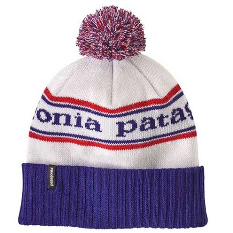 PATAGONIA POWDER TOWN BEANIE VIKING BLUE