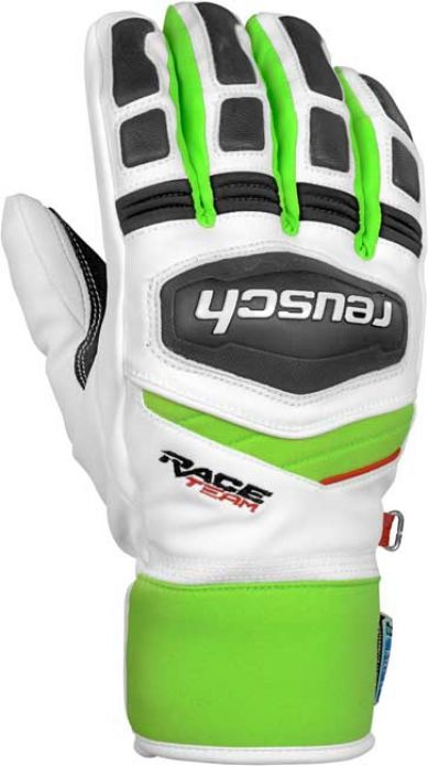 REUSCH TRAININGR TEX GLOVE WHITE