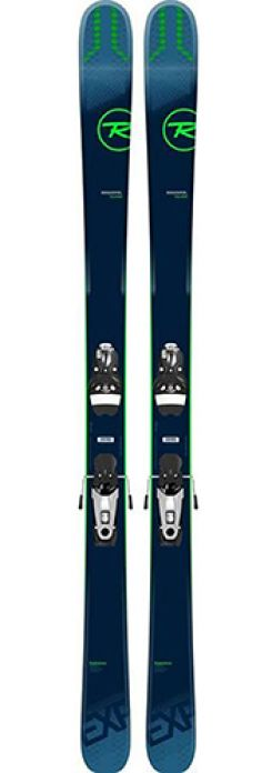 ROSSIGNOL EXPERIENCE 84 Ai SKIS with LOOK NX 12 BINDINGS 2020