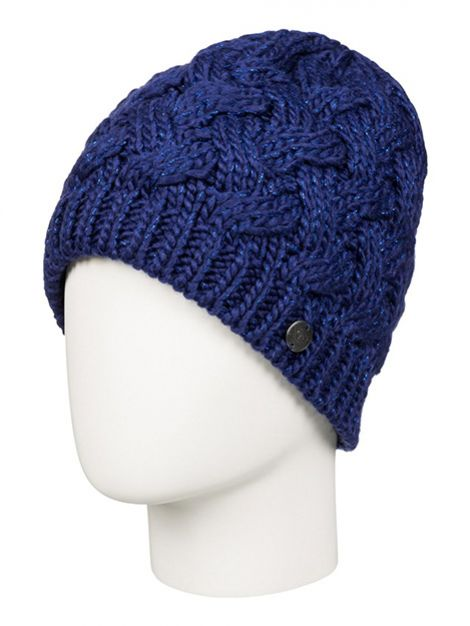 ROXY - LOVE AND SNOW BEANIE BLUE