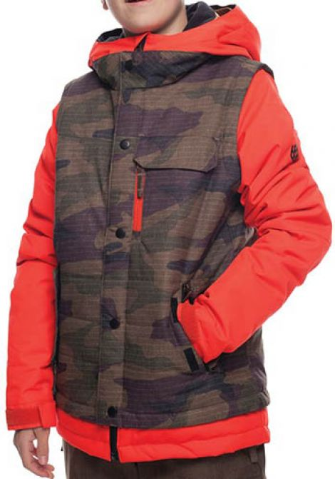 SCOUT JACKET - INFRARED