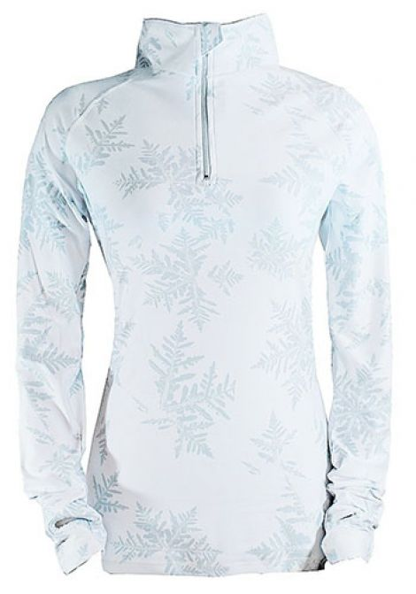 ANDY BASE LAYER - WHITE FLURRY
