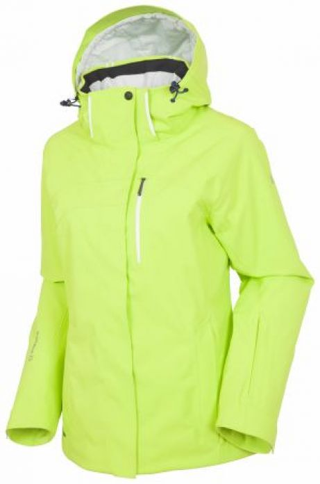 MIRAGE JACKET - LIME