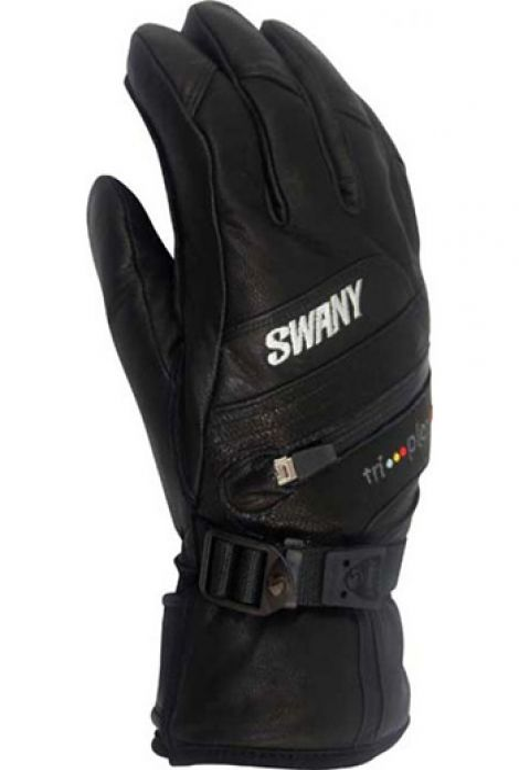 SWANY X CLUSIVE GLOVE - BLACK