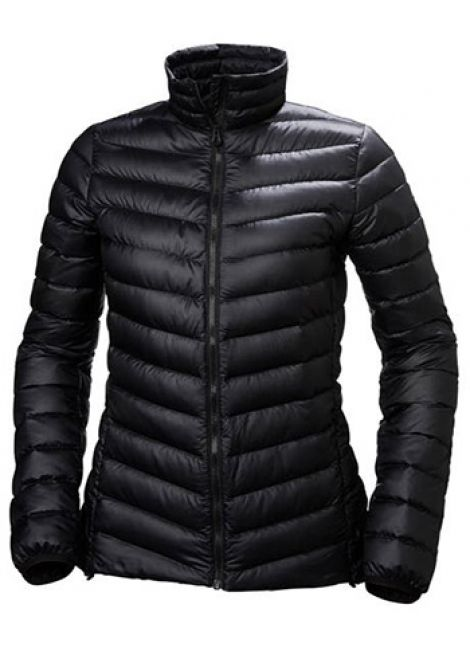 HELLY HANSEN VERGLAS DOWN - BLACK