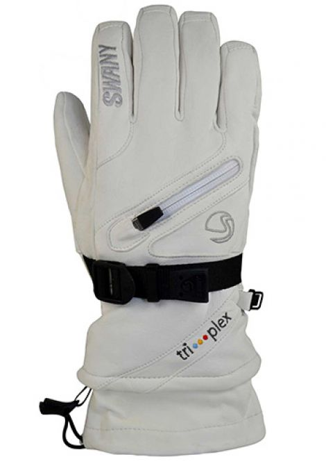 SWANY X CELL II GLOVE WOMENS - WHITE