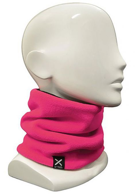 X NECKBAND - HOT PINK