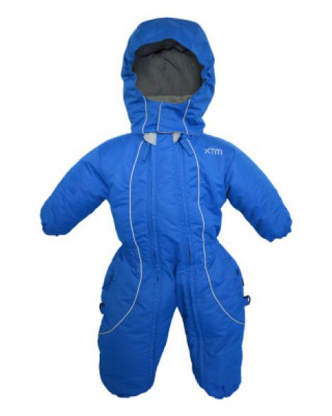 XTM PAPOOSE INFANT SUIT BLUE