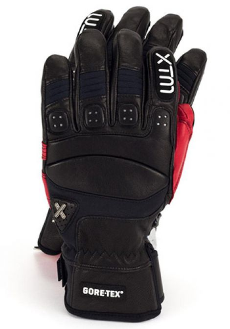 XTM FABLE GLOVE - BLACK/RED