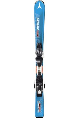 ATOMIC VANTAGE SKIS BLUE with XTE 045 100-120CM