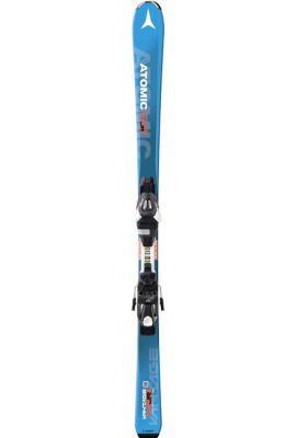 ATOMIC VANTAGE 3 130-150 SKIS WITH EZ 7