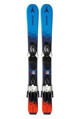 ATOMIC VANTAGE SKIS BLUE/RED with XTE 045 70-90CM
