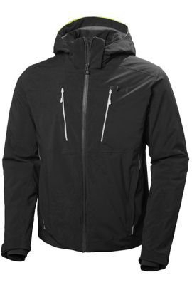 HELLY HANSEN MS ALPHA 3.0 JACKET BLACK
