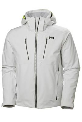 HELLY HANSEN ALPHA 3.0 JACKET WHITE