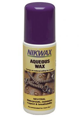 NIKWAX AQUEOUS WAX 125ml