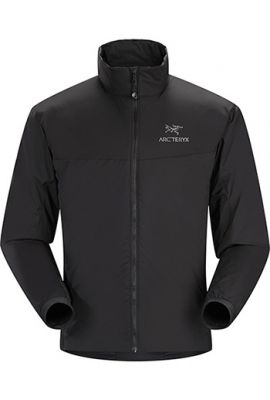 ARCTERYX MS ATOM LT JACKET BLACK