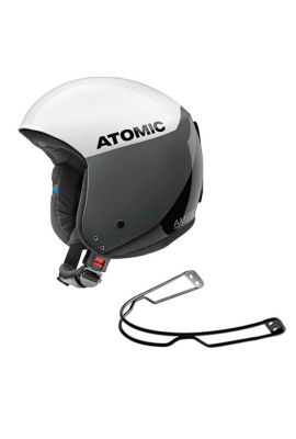 ATOMIC WC AMID FIS HELMET WITH CHINGUARD