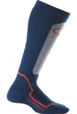 ICEBREAKER KIDS SNOW MED SKI SOCK