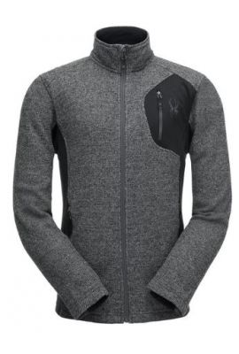 SPYDER BANDIT FULL ZIP KNIT