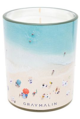 THE BEACH CANDLE by GRAY MALIN