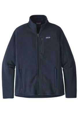 PATAGONIA MS BETTER SWEATER FULL ZIP NAVY