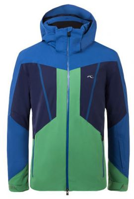 KJUS BOVAL MS JACKET SOUTHERN BLUE/GREEN